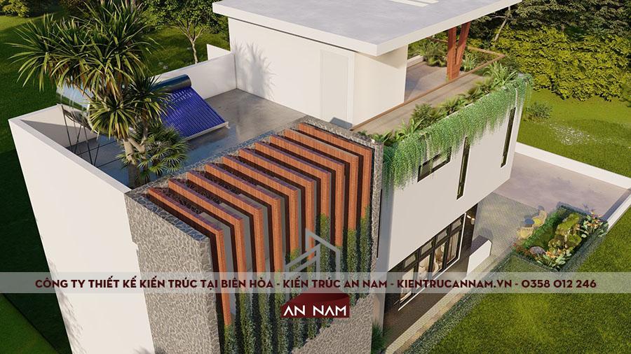 mẫu biệt thự hiện đại tại đồng nai (2)