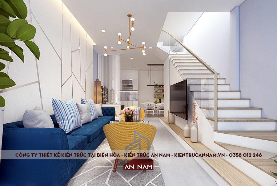 thiết kế nội thất nhà nhỏ đẹp