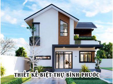 Mẫu nhà đẹp Bình Phước